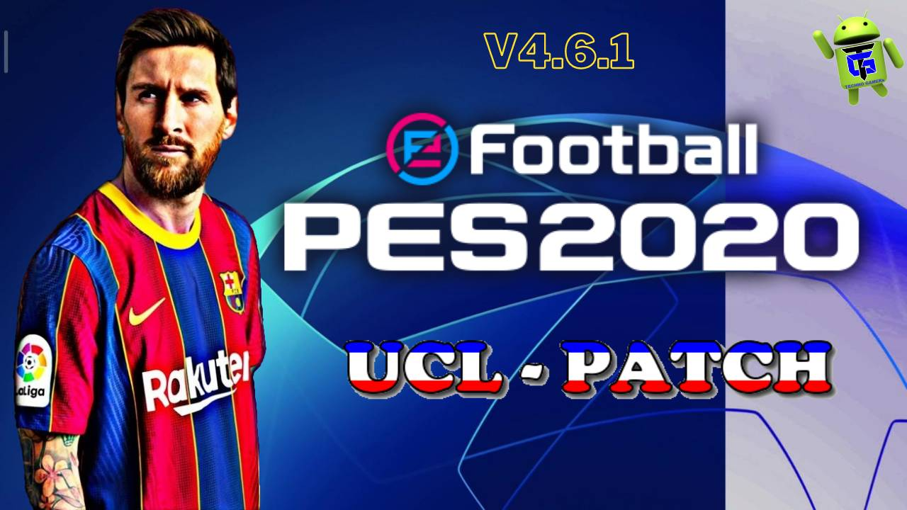 PES 2020 UCL
