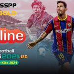 PES 2021 Lite Offline Android PPSSPP Update Download