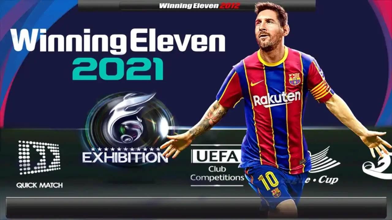 Winning Eleven 2021 Mod APK Download