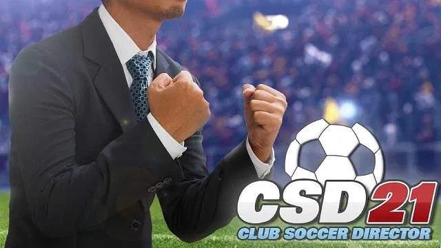 CSD 21 - Club Soccer Director 2021 APK MOD Money Badge