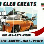 Android Gta SA Lite Compressed CLEO Cheats Download