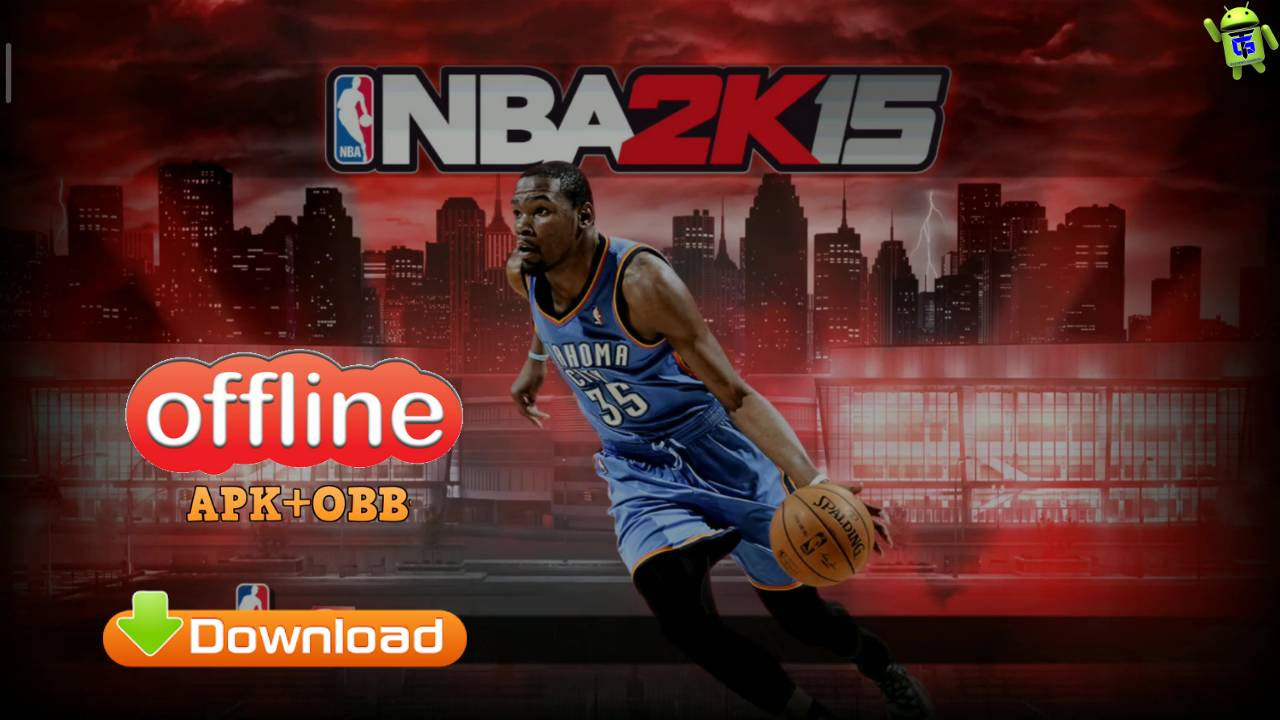 NBA 2K15 APK Mod Full Paid Free Download