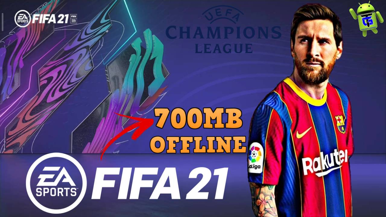 FIFA 21 Android Offline New Kits 2021 Download