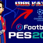 OBB Patch PES 2021 Mobile UCL Champions League Download