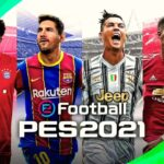 PES 2021 APK Mod OBB Patch Download