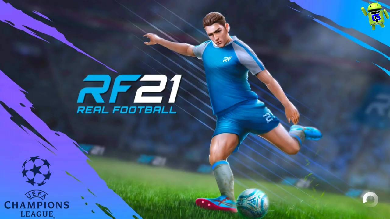 RF 21 Real Football 2021 Apk MOD Offline Download