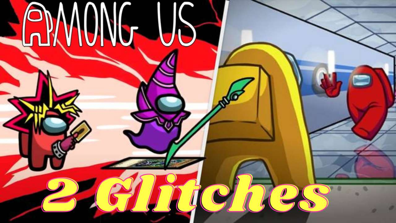Two glitches for Among Us