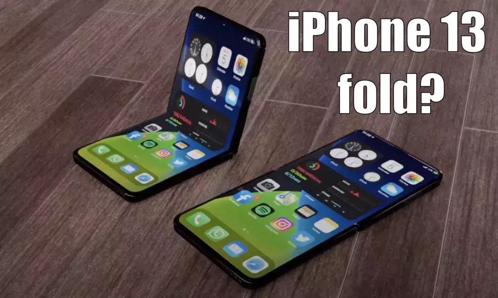 iPhone 13 Flip Foldable SmartPhone