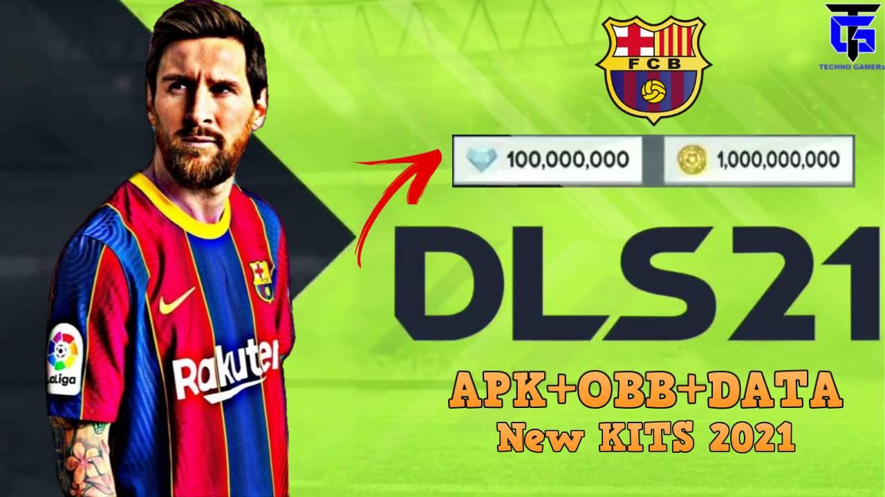 DLS 21 Apk Mod Barcelona 2021 Download for Android