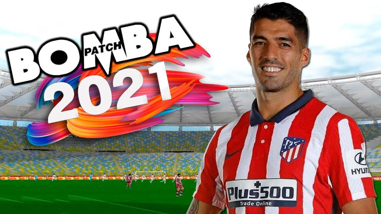 PES 2021 Bomba Patch Android Download