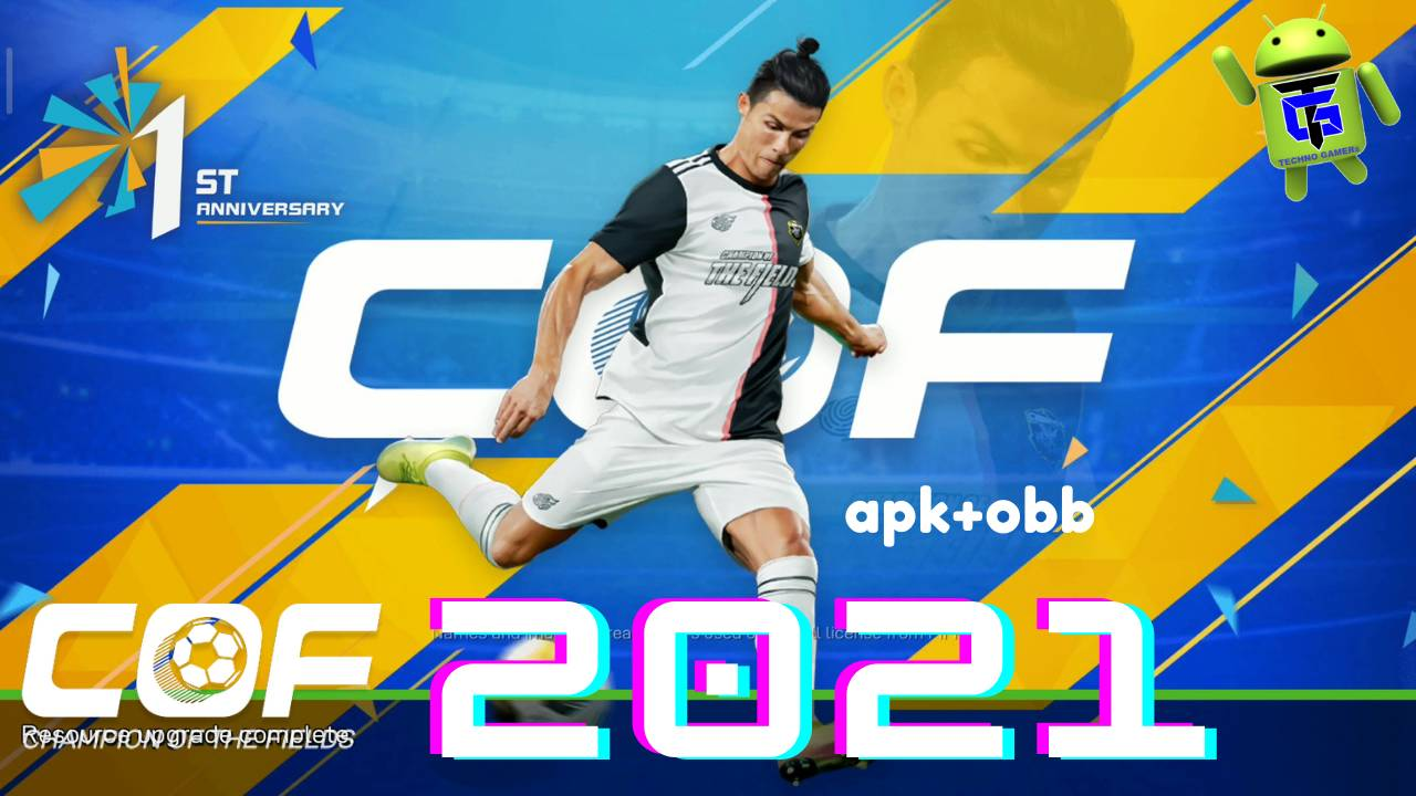 COF 2021 APK OBB Champion of the Field Androd Download