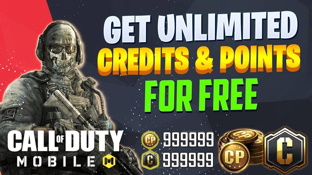 Call Of Duty Mobile Hack 2021 Credits Money