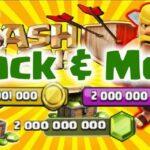 Clash of Clans Hack Gold Elixir Gems