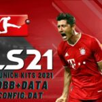 DLS 21 Bayern Munich Kits 2021 Android Download