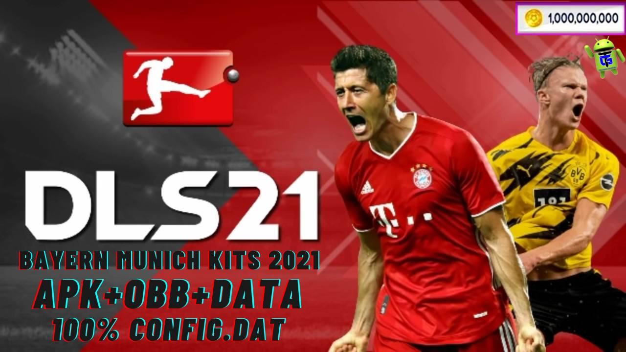 DLS 21 Bayern Munich Kits 2021 Android Download