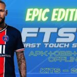 FTS 21 Mod APK Epic Edition Kits 2021 Download