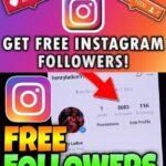 Free Instagram Followers 2021