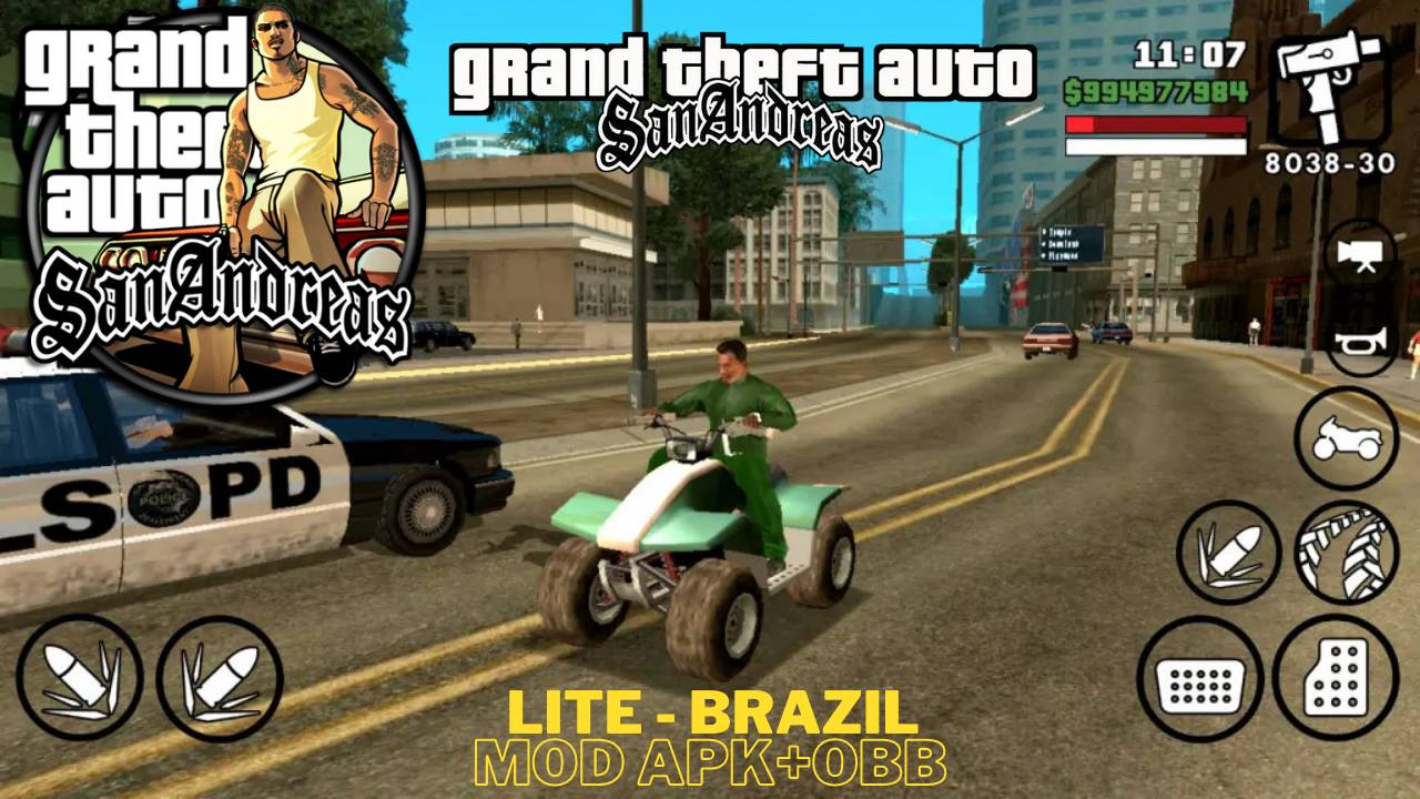 GTA Brazil APK Data game for android Download