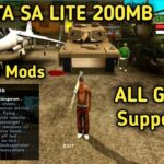 GTA SA Lite Apk Download