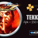 Tekken 7 Android PPSSPP Download