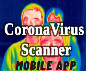 Corona Virus Scanner APK for SmartPhone