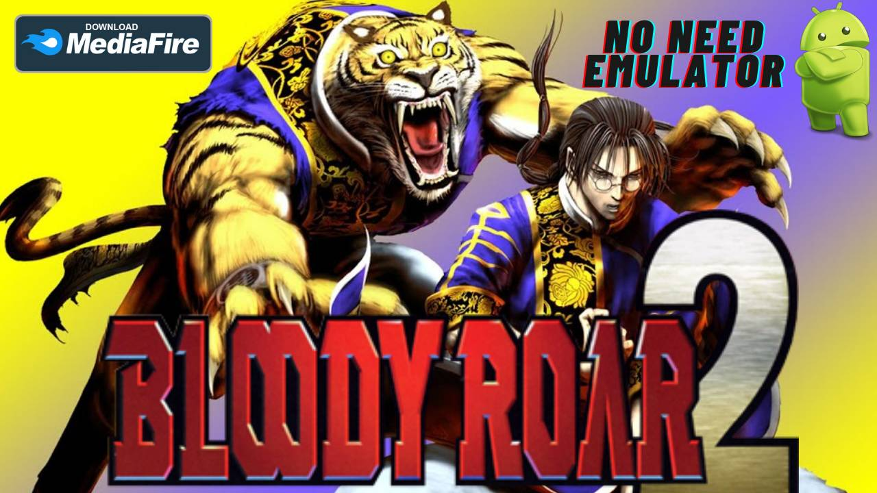 Bloody Roar 2 APK Android Game Download