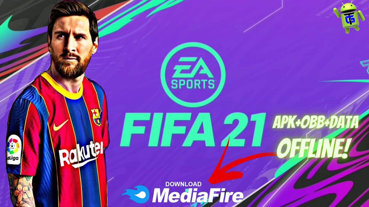 FIFA 21 Android Offline Best Graphics Download
