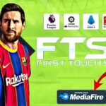FTS 21 Mod APK - First Touch Soccer 2021 Android Offline Download