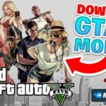 GTA 5 APK Mod 280MB Download