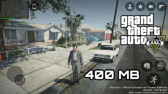 GTA 5 apk 2021 android