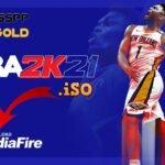 NBA 2K21 PPSSPP for Android Download