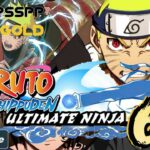 Naruto Shippuden Ultimate Ninja 6 PPSSPP Mod Android Download