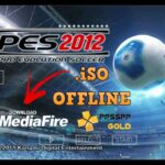 PES 2012 PPSSPP for Android Download
