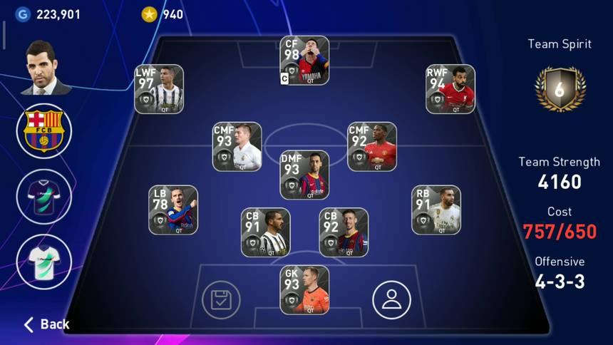 eFootball PES 2021 - Pro Evolution Soccer 2021 APK