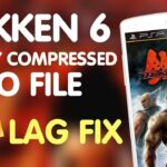 TEKKEN 6 Android iSO PPSSPP Download