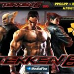 TEKKEN 6 PPSSPP for Android Download