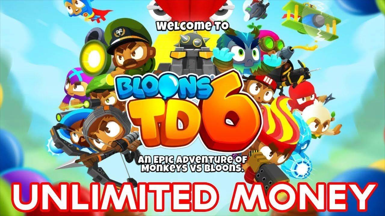 Bloons TD 6 APK Mod Unlocked Skins Download