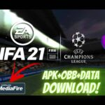 FIFA 21 UCL Apk Mod Data Android Download
