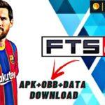FTS 22 Mod APK+OBB Coins Download