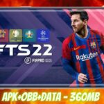 FTS 2020 Mod APK Obb Data Money Download