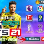 FTS 21 Mod PES 2021 Offline Patch Android Download