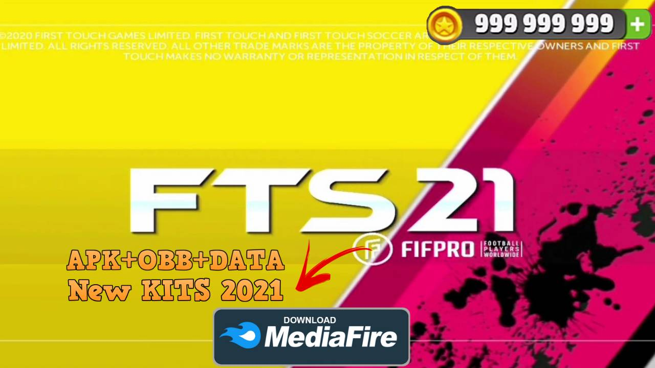 FTS21 First Touch Soccer 2021 Android Mod Game Download