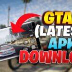 GTA 5 APK Mod Latest Game Download