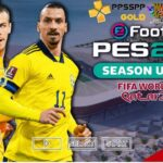 PES 2021 Chelito PPSSPP World Cup Qatar 2022 Edition Download