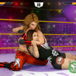 WWE Bad Girls Wrestling Fighter Women Fighting Games Mod Apk Download