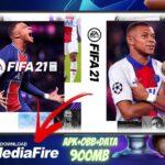 FIFA 21 APK Mod UCL Offline Download