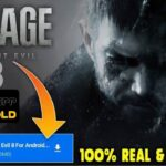 Resident Evil 8 PPSSPP APK for Android Download