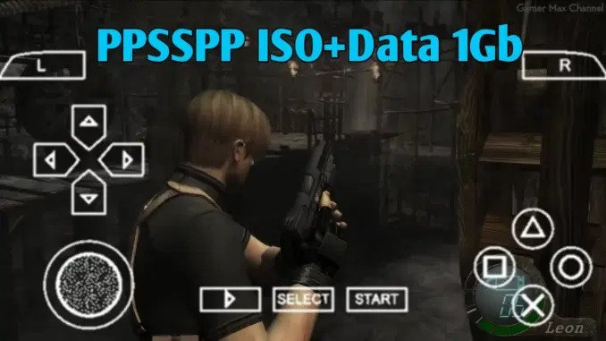 Resident Evil 8 PPSSPP for Android Download