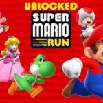 Super Mario Run APK MOD Unlocked Download