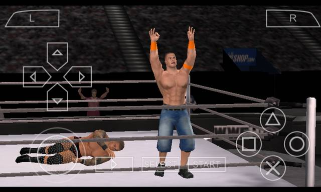 WWE 2K15 iSO PPSSPP Android
